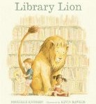 picture book about libraries