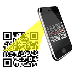 OpenClipart QR code by Lbear