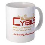 Cybils bling