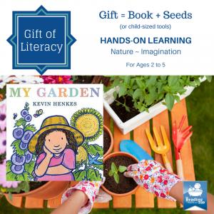 garden book gift idea