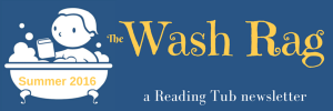 wash rag newsletter