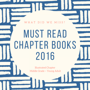 favorite chapter books 2016