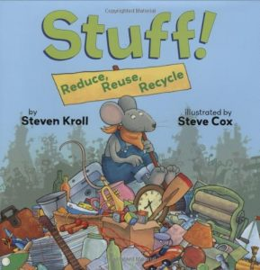 recycle picture book