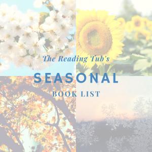 list books kids seasons