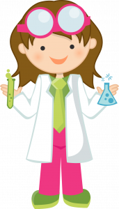 STEM Science Girl
