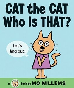 cat series mo willems