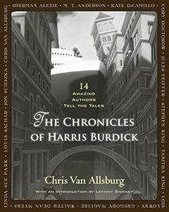 harris burdick chris van allsburg