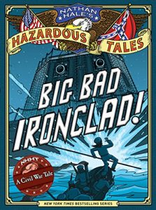 nathan hale hazardous tales