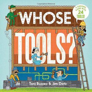 whose tools toni buzzeo