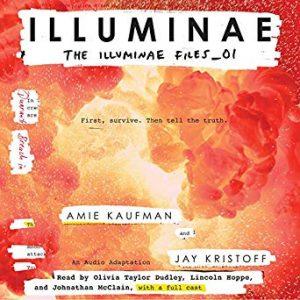 illuminae audio book