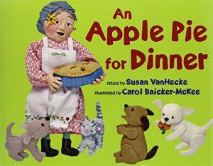 apple pie dinner Susan VanHecke