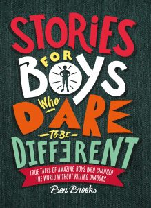 stories for boys who dare ben brooks