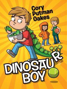 dinosaur boy cory putman oakes