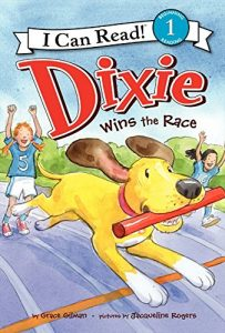 dixie wins race