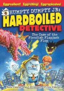 humpty dumpty hardboiled detective