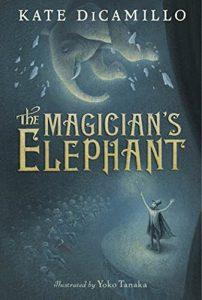 magician's elephant kate dicamillo