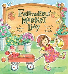 farmer market day shanda trent