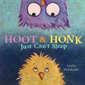 hoot and honk leslie helakoski
