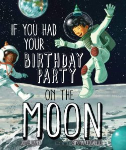birthday party moon joyce lapin