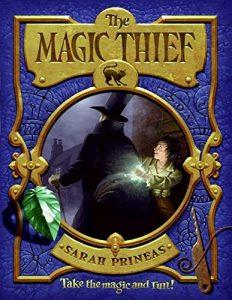 magic thief sarah prineas