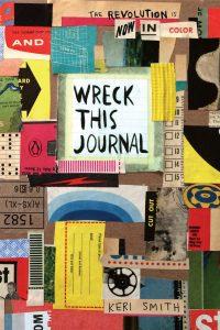 wreck this journal keri smith