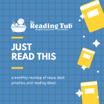 monthly literacy reading newsletter