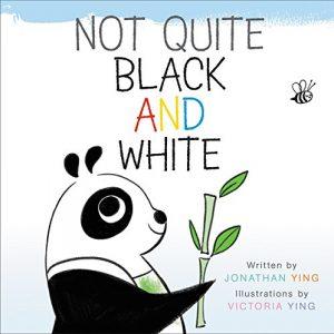 not quite black white jonathan ying