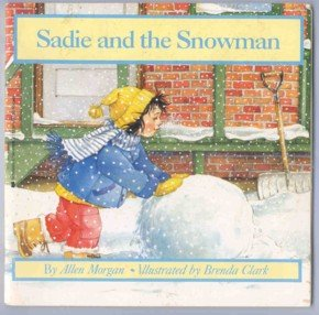 books about snow - Sadie and the Snowman