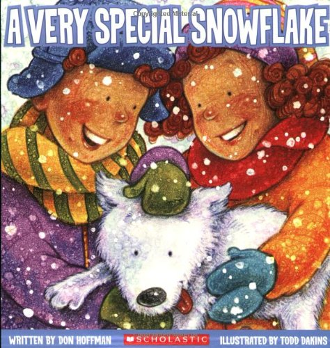 Special Nowflake picture book