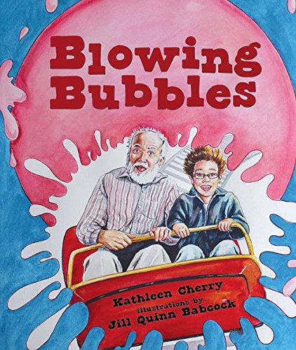 Blowing Bubbles by Kathleen Cherry