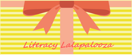 Literacy lalapalooza logo - summer fun edition